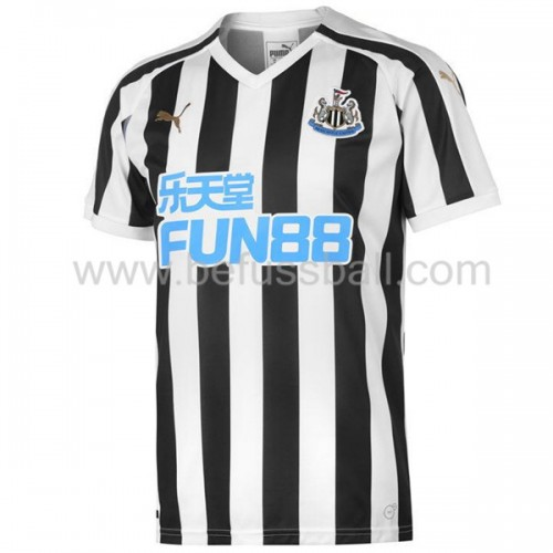Newcastle United Heimtrikot Kurzarm 2018-19