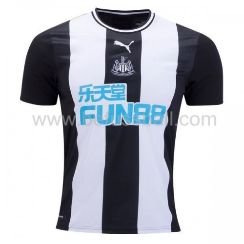Newcastle United 2019-20 Heimtrikot Kurzarm