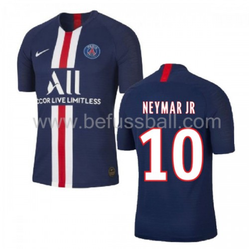 Paris Saint Germain PSG 2019-20 Neymar Jr 10 Heimtrikot Kurzarm
