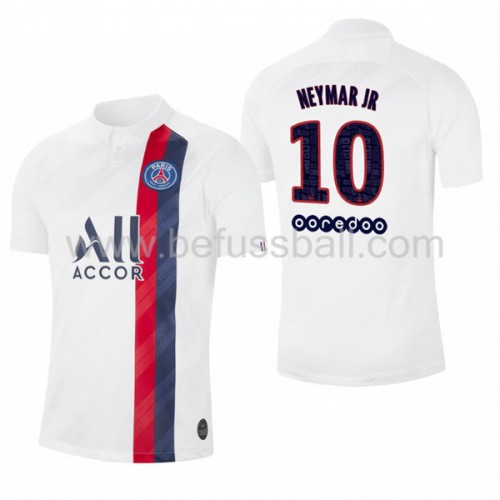 Paris Saint Germain PSG 2019-20 Neymar Jr 10 3rd Trikot Kurzarm