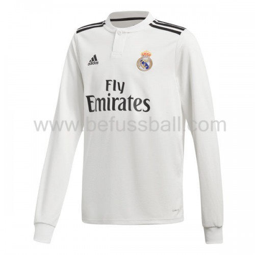 Real Madrid Heimtrikot Langarm 2018-19