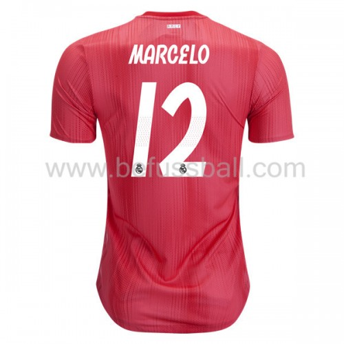 Real Madrid Marcelo Junior 12 3rd Trikot Kurzarm 2018-19