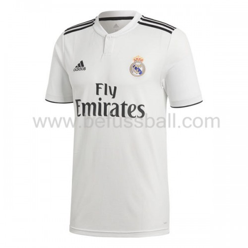 Real Madrid Heimtrikot Kurzarm 2018-19