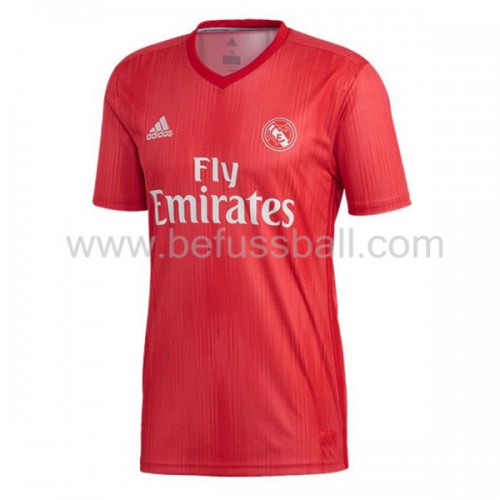 Real Madrid 3rd Trikot Kurzarm 2018-19