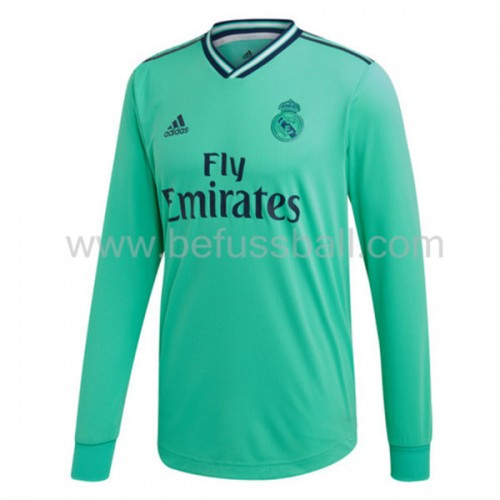 Real Madrid 2019-20 3rd Trikot Langarm